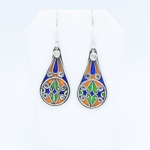 Jewelry - 🌄Multi color Glass Berber Earrings SP0112